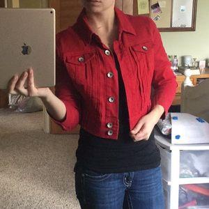 Jolt jean jacket